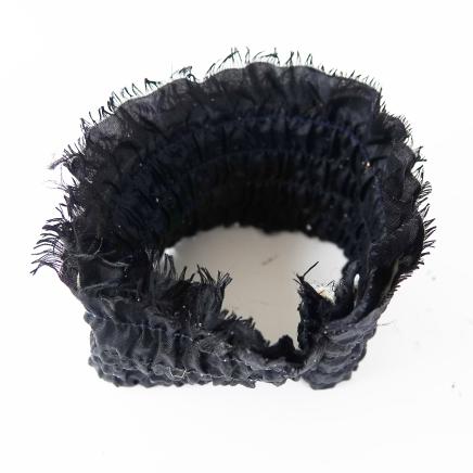 Black fabric cuff Pagham 22 Dec 17