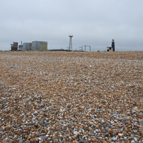 Miles of shingle