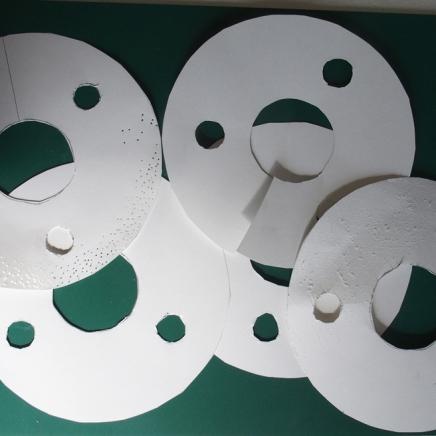 Paper discs