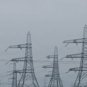 Pylons galore