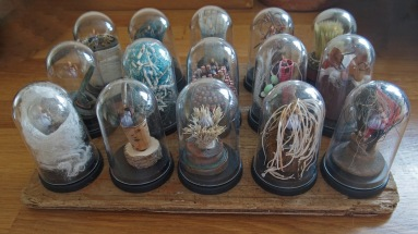Fifteen mini assemblages