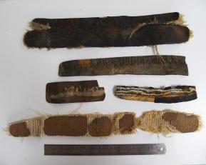 Conveyor belt parts
