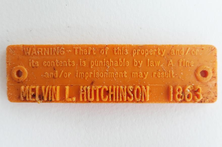 Melvin L Hutchinson