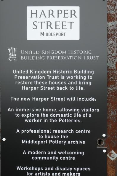 Harper Street notice
