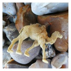 Vintage toy Camel