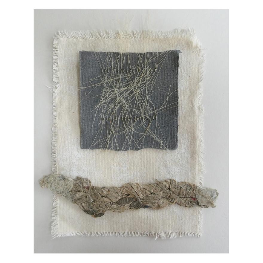 Handmade paper, bristles, found paper_edited-1